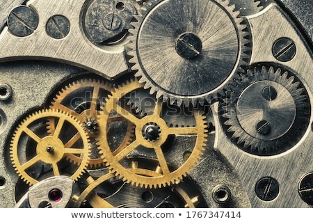 Clockwork Stock photo © naumoid