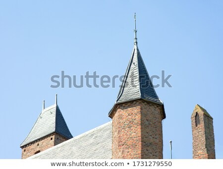 doornenburg netherlands stock photo © phbcz