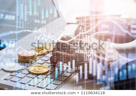 Bitcoin Internet Currency Stock photo © alexaldo