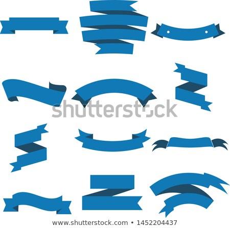 speciaal · Blauw · label · medische · ziekenhuis - stockfoto © cammep
