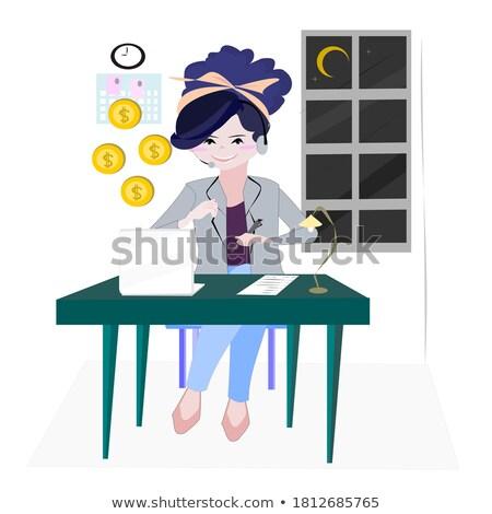 クローニング · マシン · 失敗 · ベクトル · ビジネス · 作業 - ストックフォト © toyotoyo