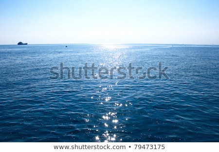 Mediterranean sea at morning Stock photo © Givaga