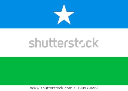 ソマリア フラグ 地域 地球 地上 ストックフォト © grafvision