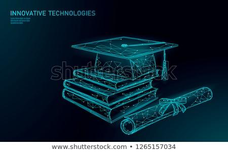Higher Education Banner Stock photo © -TAlex-