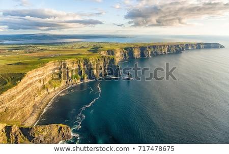 İrlanda deniz kenar bölge seyahat Stok fotoğraf © borisb17