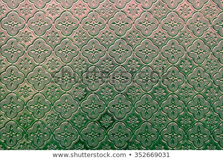 temple wooden carved door Stock photo © smithore