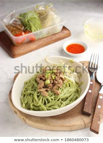 小麦粉 · 肉 · ボール · トレイ · 準備 · 食品 - ストックフォト © rmarinello