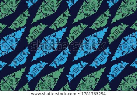 Balinese detail Stock photo © leeser