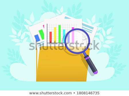 finding document Stock photo © devon