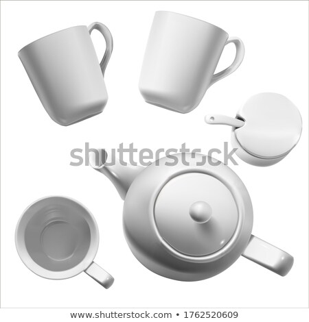 Tableware isolated  stock photo © broker