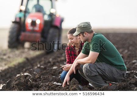 young farmers Stock photo © photography33