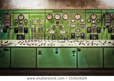 старые · устаревший · электрических · вольтметр · грязные - Сток-фото © mikko