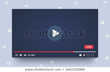 video streaming concept stock photo © fred