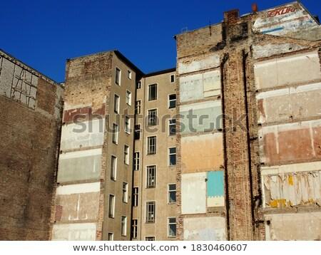 Edificio Berlín corazón negocios cielo Foto stock © elxeneize