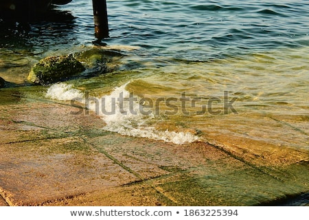 water detail Stock photo © jonnysek