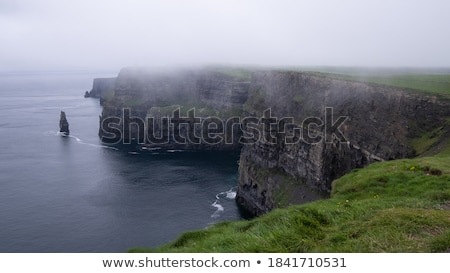 Irlande · ciel · paysage · mer · océan - photo stock © backyardproductions
