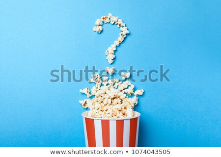 movies questions stock photo © lightsource