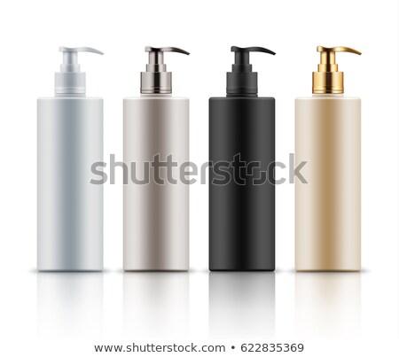 Dispenser isolated on white Stock photo © ozaiachin