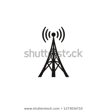 cell phone tower stock photo © njnightsky