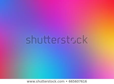 Abstrato turva cor gradiente vetor natureza Foto stock © Kheat