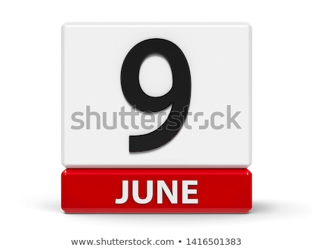 9th June stock photo © Oakozhan