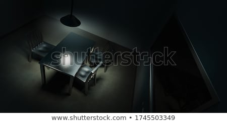 interrogation Stock photo © devon