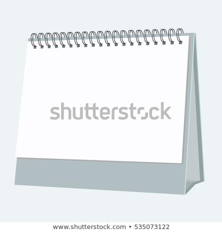 Color cuadernos aislado imagen cuatro Foto stock © HypnoCreative