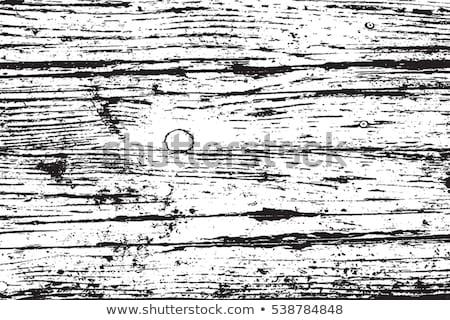 Nero tavolo in legno texture albero piano legno Foto d'archivio © popaukropa