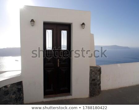 paisagem · panorâmico · ver · mar · histórico · istambul - foto stock © artjazz