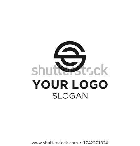 手紙 · ロゴ · ボリューム · アイコン · デザインテンプレート - ストックフォト © blaskorizov