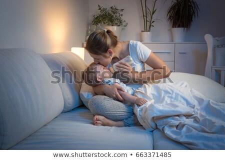 мамы · мало · плачу · мальчика · ребенка - Сток-фото © dolgachov
