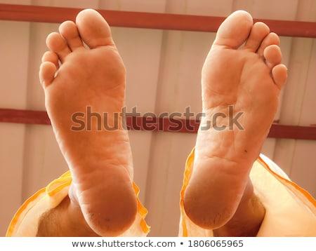 Male feet Stock photo © leeser