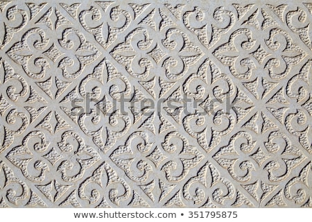 Old Turkish Marble Carving Stock photo © HypnoCreative