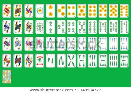 spanish game Stock photo © Studiotrebuchet