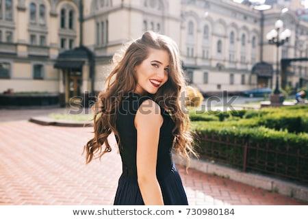Portrait girl in location Stock photo © vlad_star