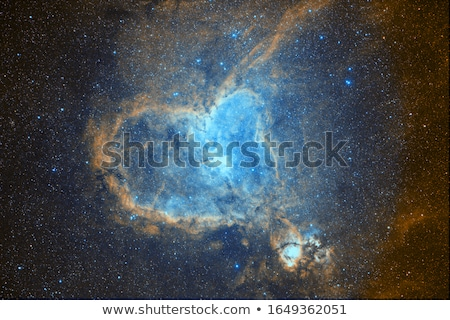 IC1805 Heart Nebula Stock photo © rwittich