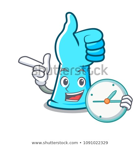 hand sanitizer timer stock photo © tab62