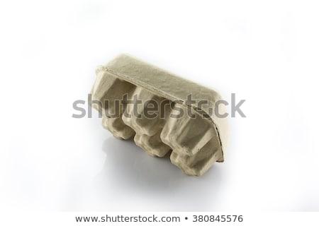 odizolowany · włókno · tekstury · papieru · szary · tekstury · papieru - zdjęcia stock © ozaiachin