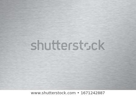 Alumínium fogkő sarkok fehér fal vízszintes Stock fotó © olivier_le_moal