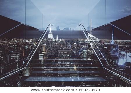 Montreal · metra · puszka · zobaczyć · doskonały · moment - zdjęcia stock © aetb
