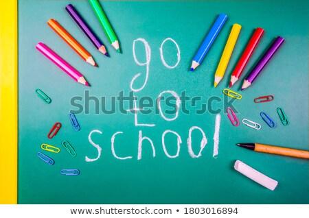学校 · 年 · 定義 · 選択フォーカス · 辞書 · 情報 - ストックフォト © iofoto