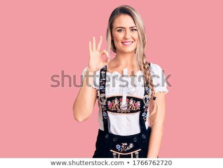 oktoberfest girl stock photo © sumners