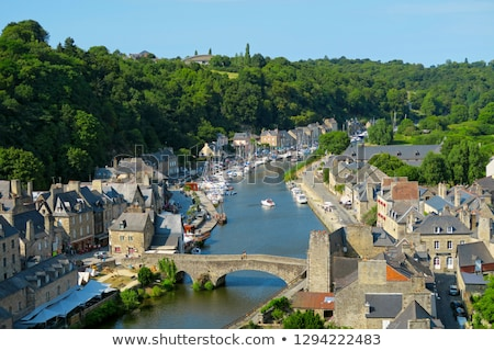 Готский моста Франция здании путешествия реке Сток-фото © phbcz
