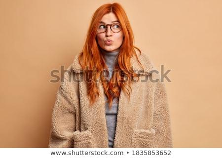 красоту · женщину · прическа - Сток-фото © neonshot