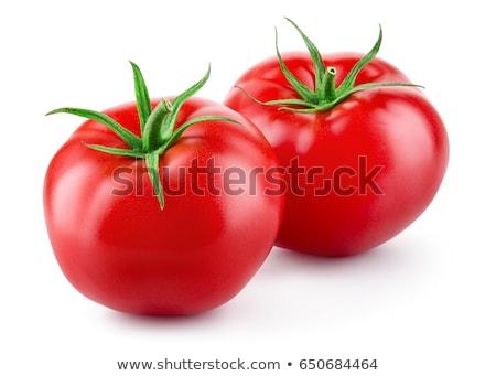 two Tomatos Stock photo © ozaiachin