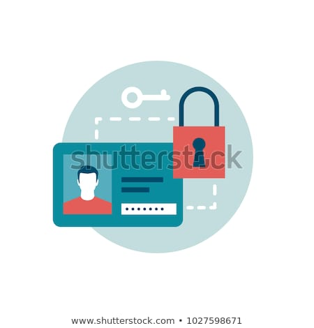 Personal Information Encryption Stock photo © Lightsource
