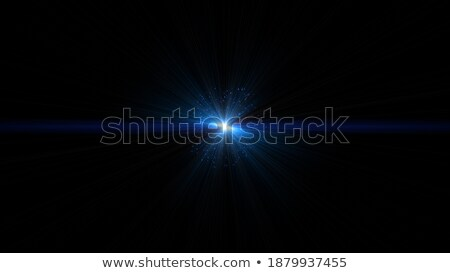 Explosão fogos de artifício poderoso brilhante espaço poeira Foto stock © smeagorl