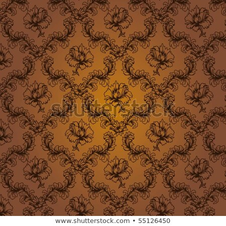 Baroque Seamless Pattern2 Stock photo © Genestro