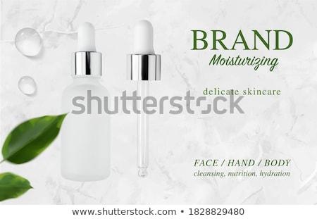 Laboratory pipette, bio organic modern concept Stock photo © JanPietruszka
