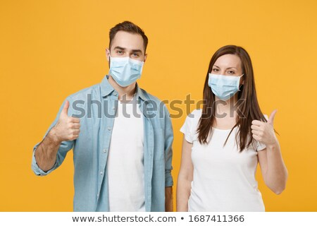 diagnosis   hysteria medical concept stock photo © tashatuvango
